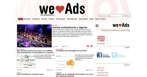 we love ads