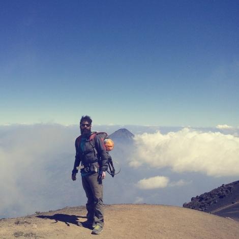 LA TRIPLE - Volcanes Acatenango y Fuego