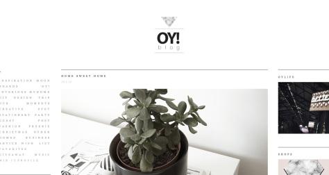 OH yei!® Blog