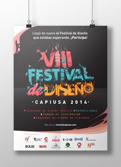 Festival de Diseño Capiusa 2014