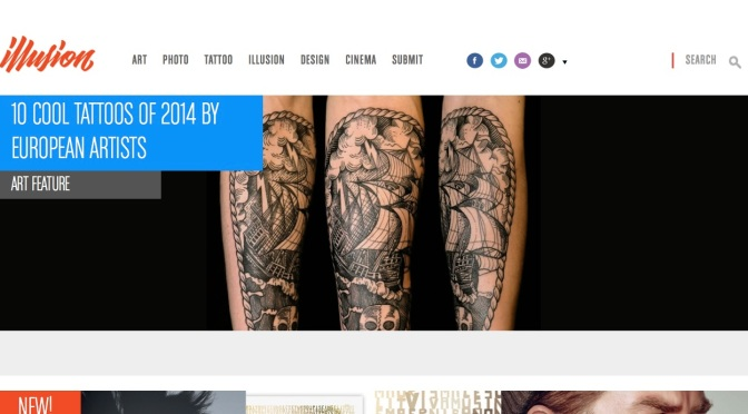 Illusion / The Online Magazine for Art, Tattoo, Design and Film