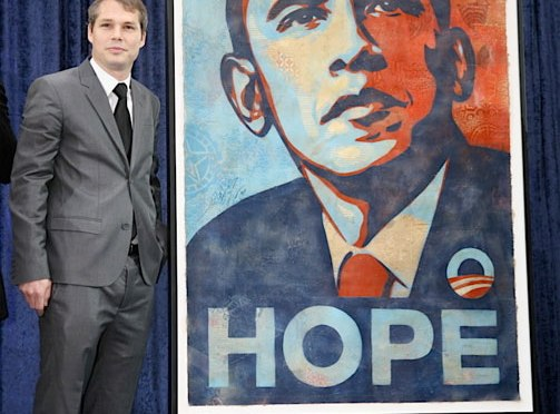 Shepard Fairey: OBEY The Giant