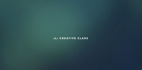 The Creativity Class