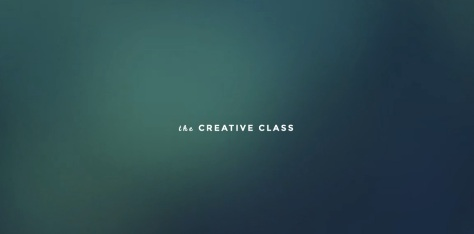 The Creative Class