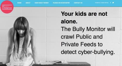 The Bully Monitor