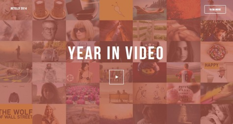 Year in Video