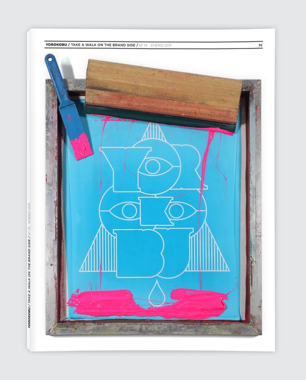 Luis B. Hernández / Director de Arte Revista Yorokobu (España)