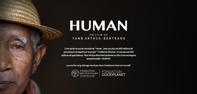 HUMAN un film de Yann Arthus-Bertrand